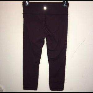lululemon athletica Pants - Purple/Plum Lululemon Leggings